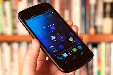 Samsung Galaxy Nexus: the Best Android Phone We've Seen Yet | Technology and Gadgets | Scoop.it