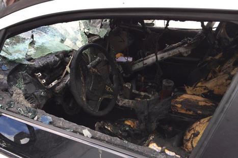 Chevrolet Volt : Sa batterie Lithium-Ion a résisté à un incendie | Amperiste.fr | Pack electrique | Scoop.it