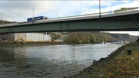 Une pollution de la Seine d'origine inconnue à Rouen - France 3 Haute-Normandie du 17.11.2016 | Pollution accidentelle des eaux (+ déchets plastiques) | Scoop.it