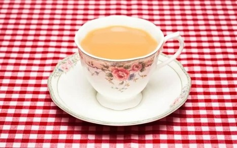 The history of tea in Britain: Google celebrates the cuppa with a Doodle   Urban eating   Scoop.it