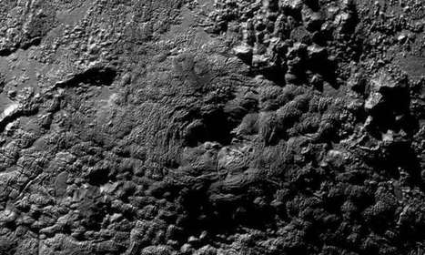 Pluto reveals more secrets | Era del conocimiento | Scoop.it
