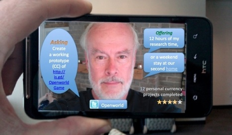 Social Currency, YOU bartered or bought for $$$ in real time using Augmented Reality Recognition - Miiu.org | Allicansee | Scoop.it