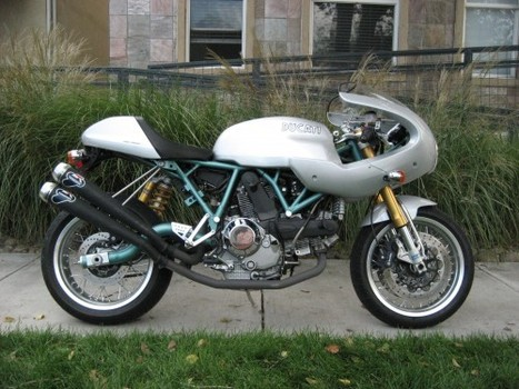 For Sale | 2006 Paul Smart 1000 Limited Edition Sport Classic | Ducaticlassifieds.com | Ductalk Ducati News | Scoop.it