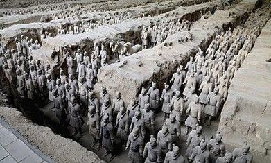 China teams up with Hollywood for terracotta army superhero movie ... | entertainment | Scoop.it
