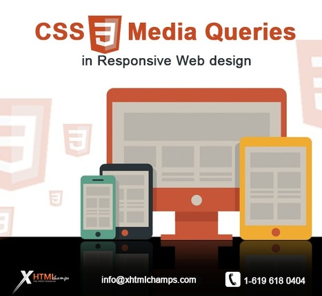 Create Mobile-friendly website with CSS3 Media Queries | Web Design and Development | Scoop.it