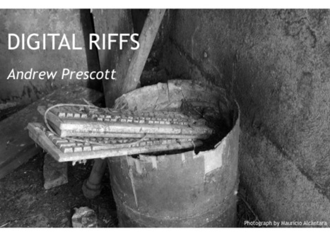 Digital Riffs: The Function, Structure and Future of Catalogues | Literary News | Scoop.it