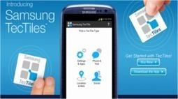 TecTiles 2 : des vignettes NFC programmables - BlogoSquare | My Interest | Scoop.it