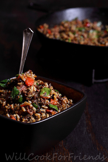 Sausage and Wild Rice Supper | Try or die | Scoop.it