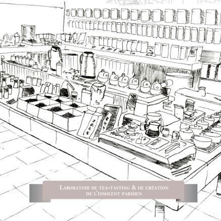 Inside THEODOR #5 : Au fil de la Seine...le laboratoire de Guillaume LELEU, secrets d'alchimiste. | Inside THEODOR | Scoop.it