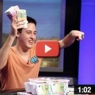Adrian Mateos Diaz Celebrates WSOPE Main Event Victory | THE-R♦UNDERdotnet | Scoop.it