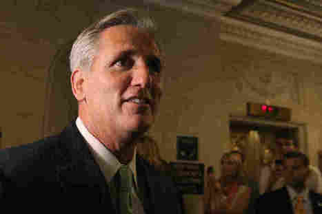 Lucky Guy? Kevin McCarthy Once Won The Lottery. Now He Might Be Speaker - NPR   Public History Professional News and Insights   Scoop.it
