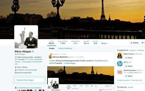 C'est officiel, votre compte Twitter ressemblera à une page Facebook | Médias sociaux & Marketing digital | Scoop.it