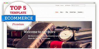 Top 5 Template E-commerce Premium   best5.it   Scoop.it