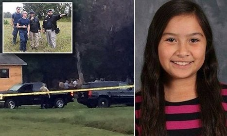 Body of missing girl 'found' in Texas home four days after vanished - Daily Mail Online | #OpHyacinth | Scoop.it