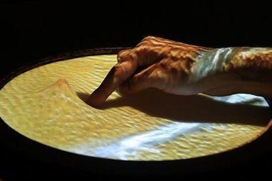 Obake : l'écran tactile en 2,5 dimensions | Post-Sapiens, les êtres technologiques | Scoop.it
