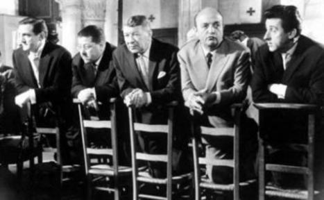 Georges Lautner façon puzzle | Les hommages à Georges Lautner | Scoop.it
