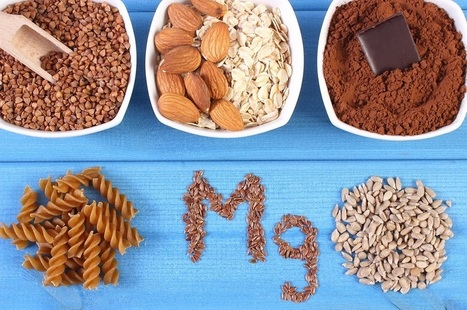 Magnesium: The Master Mineral That is a Key to Overall Health   Food Security   Scoop.it