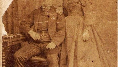 Ask the photo expert - portrait of great-grandparents? | News | findmypast.co.uk | British Genealogy | Scoop.it