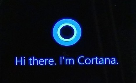 How Microsoft's Cortana will take digital personal assistants to the next level | Nonprofit Tech | Scoop.it