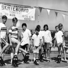 NFB INTERACTIVE DOCUMENTARY THE DEVIL'S TOY REDUX REIMAGINES CLAUDE JUTRA'S PIONEERING SKATEBOARDING FILM AS A GLOBAL ONLINE EXPERIENCE. WHAT? YES.   The Devil's Toy remix - Press   Scoop.it