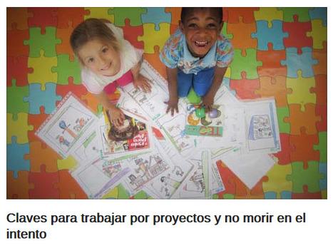 Claves para trabajar por proyectos y no morir en el intento - Educación 3.0 | FOTOTECA INFANTIL | Scoop.it