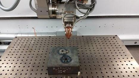 Platinium 3D inauguré : la métallurgie se lance dans l'impression 3D | Forge - Fonderie | Scoop.it