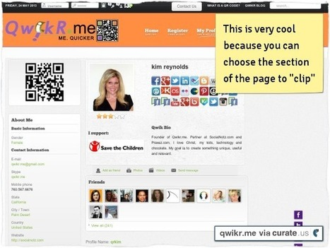9 Social Media Tools To Make Your Life Easier | Self Promotion | Scoop.it
