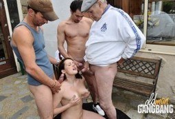 Young hot babe enjoy gangbabg sex with old guys | Naughty Asia | Naughty Asia | Scoop.it