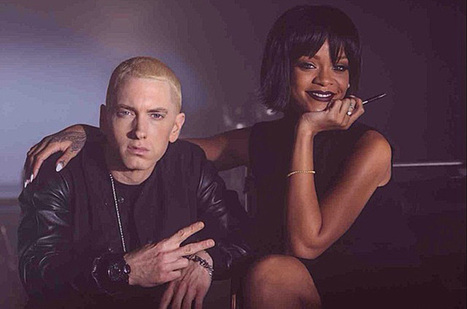 #1 single • THE MONSTER • EMINEM & RIHANNA rule Hot 100 for a 4th week   CHRONYX.be : we love urban music in the charts !   Scoop.it