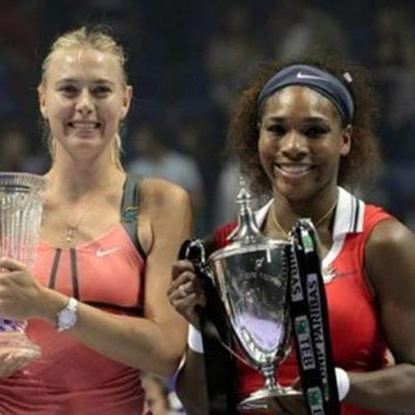 Tennis - Sharapova, Williams set to be fit for Brisbane - Yahoo! Eurosport UK   Sport at a glance   Scoop.it
