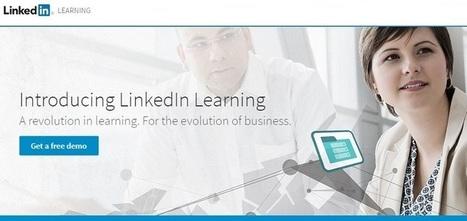 Linkedin Learning propose des cours gratuits en ligne grâce à Lynda.com | Référencement internet | Scoop.it