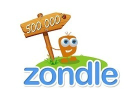 zondle: Half a million zondle users - thank you! | #Zondle | Scoop.it