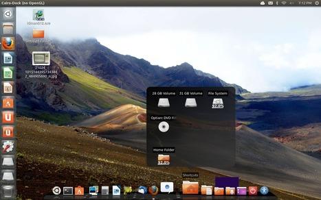 How To Install Cairo Dock In Ubuntu 13.04 [Raring Ringtail] - HackYogi.Com   Ubuntu News   Scoop.it