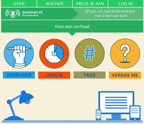 Zoemer.nl : All you can read | Mediawijsheid in het VO | Scoop.it