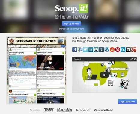 5 Free Twitter Curation Tools To Enhance Your PLN - Edudemic | social learning | Scoop.it