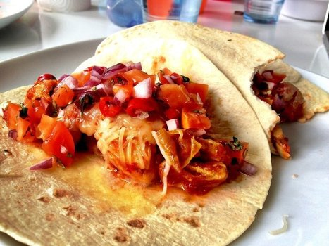 Fajitas com Pico de Gallo | Foodies | Scoop.it