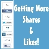 How to Get More Shares and Likes with Articles | SEO Alien | Allround Social Media Marketing | Scoop.it