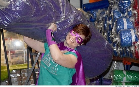 Mom's superhero capes mint millions | Business Industry | Scoop.it