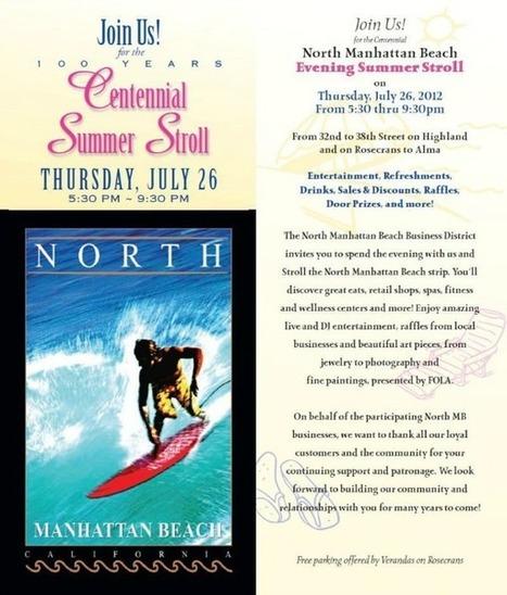 No. Manhattan Beach Summer Stroll Event with HGEL | Annie Haven | Haven Brand | Scoop.it