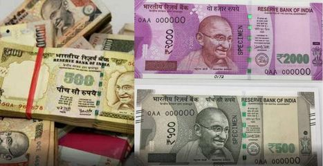 New Indian Rupee Note Material | Currency Making Material | Article On Chemistry -  Find Out Chemical Industry Best Articles only at World Of Chemicals | Scoop.it