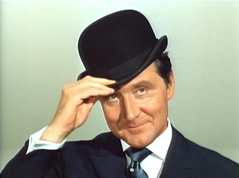 Avengers star Patrick Macnee dies - BBC News  #Steed  #Avengers | What about? What's up? Qué pasa? | Scoop.it