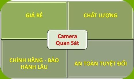 Lắp đặt camera quan sát giá rẻ nhất | KHUYẾN MÃI LỚN | lapdatcamera | Scoop.it