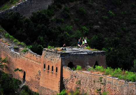Patrimoine en danger : la Grande Muraille de Chine s'effrite | Chine Actu | Scoop.it