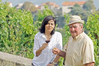 Vente à prix fixe : les sublimes blancs de Condrieu de Georges Vernay - Le blog d'iDealwine sur l'actualité du vin | oenologie en pays viennois | Scoop.it