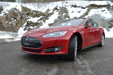 Model S Test Drive With Tea Party Conservative — Part Two | Sustain Our Earth | Scoop.it