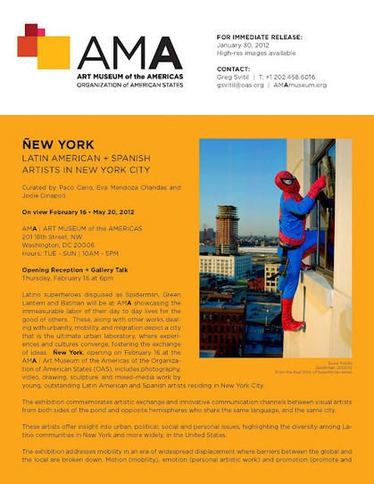 Hispanic New York: Art: Latin American and Spanish Artists in New York City | Art and Law | Scoop.it