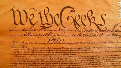 We the Geeks: a nerdy Constitution | Nerdy Ninja | Scoop.it