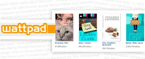 Wattpad: la biblioteca de los libros digitales gratuitos.- | Edunovatec | Scoop.it