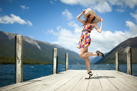 The Top Ten Dressing up Tips on Summer Fashion | Latest News | Scoop.it