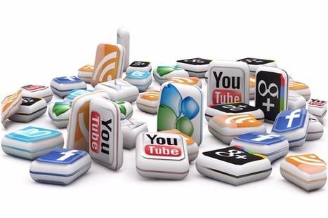 Médias sociaux et canaux mobiles : le retard des européens   Ozil Conseil   Institut de l'Inbound Marketing   Scoop.it